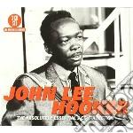 Absolutely essential cd musicale di John lee Hooker