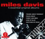 5 essential original alb cd musicale di Miles Davis