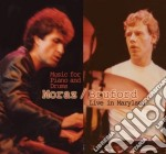 Music for piano and drums cd musicale di Moraz/bruford