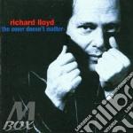Richard Lloyd - Cover Doesn't Matter cd musicale di LLOYD RICHARD