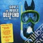 THE DEEP END VOL.1&2 cd musicale di GOV'T MULE