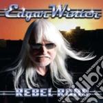 Edgar Winter - Rebel Road cd musicale di Edgar Winter