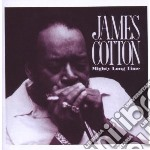 James Cotton - Mighty Long Time cd musicale di James Cotton