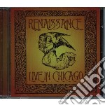 Live in chicago cd musicale di Renaissance