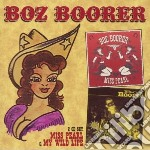 Boz Boorer - Miss Pearl & My Wild Life cd musicale di Boz Boorer