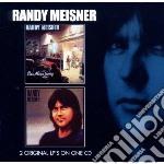 Randy Meisner - One More Song & Randy Meisner cd musicale di MEISNER RANDY