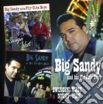 Swingin west & night tide cd musicale di Sandy Big