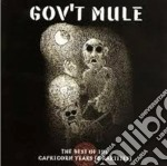 Best of the capricorn years cd musicale di Gov t mule