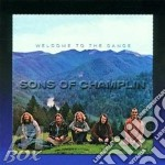 Welcome to the dance - cd musicale di Sons of champlin