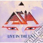 Asia - Live In The Usa cd musicale di Asia