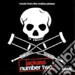 JACKASS NUMBER TWO cd musicale di Artisti Vari