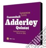 Cannonball Adderley Quintet - Legends Live cd musicale di Cannonbal Adderley