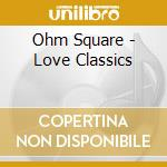 Love classics cd musicale