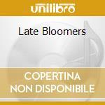 LATE BLOOMERS cd musicale di Guy Gerber