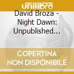 Night dawn cd musicale di David Broza