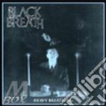 Black Breath - Heavy Breathing cd musicale di Breath Black