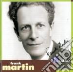 Concerto per violino, concerto per violo cd musicale di Frank Martin