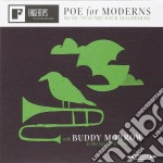 Buddy Morrow - Poe For Moderns cd musicale di Buddy & his Morrow