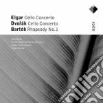 Bartok / Dvorak-elgar - Noras-oramo-pekka Saraste - Apex: Rapsodia N.1 - Cello Concerti cd musicale di Bartok-dvorak-elgar\