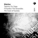 Apex: tapiola-en saga-finlandia-the ocea cd musicale di Sibelius\davis
