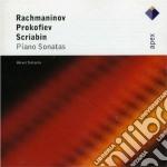 Prokofiev-rachmaninov-scriabin - Sultanov - Apex: Sonate Per Piano Nn. 7  2  5 cd musicale di Prokofiev-rachmanino