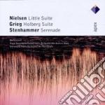 Stenhammer-grieg-nielsen - Schwarz - Apex: Serenata - Holberg Suite - Little Suite cd musicale di Stenhammer-grieg-nie
