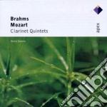 Brahms - Mozart - Berlin Soloists - Apex: Quintetti Per Clarinetto cd musicale di Brahms - mozart\berl