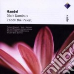 Handel - Gardiner - Apex: Dixit Dominus cd musicale di Handel\gardiner