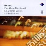 Mozart - Leppard - Apex: Eine Kleine Nachtmusik - Les Petits Riens cd musicale di Mozart\leppard