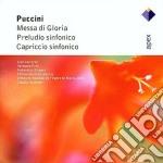 Puccini - Scimone - Apex: Messa Di Gloria cd musicale di Puccini\scimone