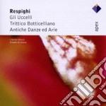 Respighi - Scimone - I Solisti Veneti - Apex: The Birds - Trittico Botticelliano cd musicale di Respighi\scimone - i