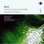 Bizet - Casedesus - Apex:cantata 'clovis Et Clothilde'-sinfonia 'roma' cd musicale di Bizet\casedesus