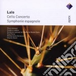 Lalo - Amoyal - Lodeon - Dutoit - Apex: Sinfonia Spagnola Op.21 - Cello Concerto cd musicale di Lalo\amoyal - lodeon