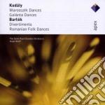Kodaly - Bartok - Wolff - Apex: Galanta Dances - Divertimento - Danze Folk cd musicale di Kodaly - bartok\wolf