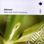 Albinoni : Oboe & Violin Concertos - Scimone cd musicale di Albinoni\scimone