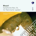 Mozart - Koopman - Apex: Sinfonie Nn. 41, 25 & 31 cd musicale di Wolfgang Amadeus Mozart