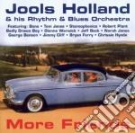Jools Holland & His Rhythm & Blues Orchestra - More Friends cd musicale di HOLLAND JOOLS