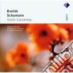 Dvorak - Schumann - Zehetmair - Inbal - Eschenbach - Apex: Concerti Per Violino cd musicale di Dvorak - schumann\ze