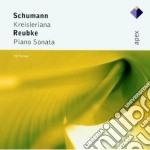 Reubke - Schumann - Fellner - Apex: Sonata - Kreisleriana cd musicale di Reubke - schumann\fe