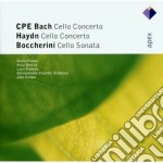 Haydn - Bach - Boccherini - Ylonen - Kangas - Apex: Concerti Per Cello - Sonata In La cd musicale di Haydn - bach - bocch