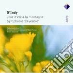 D'indy - Janowski - Collard - Apex: Sinfonia Cevenole-jour D'ete Sur La Montagne cd musicale di D'indy\janowski - co
