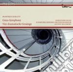 Gurlitt Manfred - Goya-symphony - Four Dramatic Songs cd musicale di Manfred Gurlitt