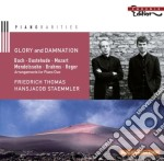 Glory and damnation cd musicale di Miscellanee