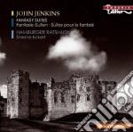 Jenkins John - Fantasia-suite In La Minore, Aria In La Maggiore, Divisions In La Maggiore  - Eckert Simone Dir  /simone Eckert, Viola Da Gamba  Hambur cd musicale di John Jenkins