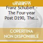 Der vierjahrige posten d190, die zwillin cd musicale di Franz Schubert