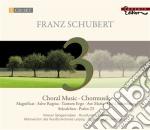Choral music - chormusik cd musicale di Franz Schubert