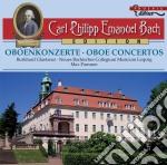 Bach Carl Philipp Emanuel / Bach Johann Christian - Concerti Per Oboe Wq 165 H 468, Wq 164 H 466  - Pommer Max Dir  /berlin Chamber Orchestra, New Bac cd musicale di Bach carl philipp e