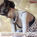 Quartetti per archi cd musicale di Luigi Boccherini