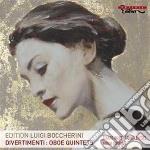 Divertimenti cd musicale di Luigi Boccherini