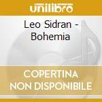 Bohemia cd musicale di Leo Sidran